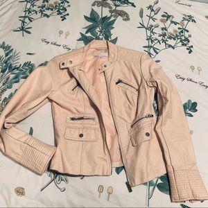 NY&Co NWOT Faux Leather Moto Jacket